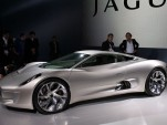 2010 Jaguar C-X75 Concept
