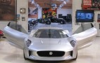 2010 LA Auto Show: Jaguar C-X75 Concept, Up Close & Personal