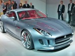2011 Jaguar C-X16 Concept live photos