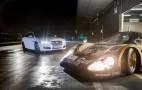 Jaguar XJR Meets The XJR-9 LM Under Silverstone Lights: Video
