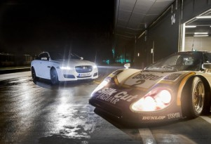 Jaguar XJR and XJ-R9 LM