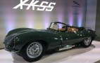 1957 Jaguar XKSS continuation model unveiled in LA
