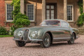 One-off Jaguar XK120 by Pininfarina restored