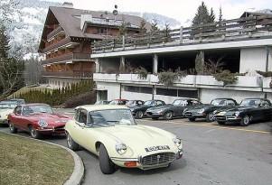 Jaguar XK-Es