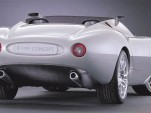 Jaguar's F-Type Concept