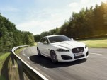 Jaguar's XFR with the Speed Pack option.