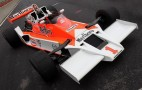 James Hunt's 1977 McLaren M26 Formula One Car Sells For $1.2 Million