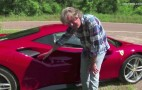 James May Drives The Ferrari 488 GTB: Video