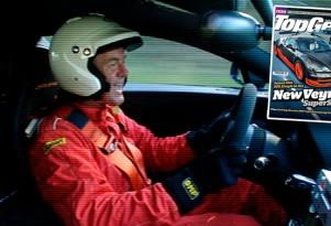 TopGear's Captain Slow Takes The Bugatti Veyron Super Sport To 259.11 MPH