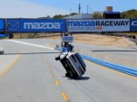 James 'Ski' Smith drives Laguna Seca
