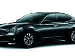 Japanese-market Mitsubishi Proudia is a rebadged Infiniti M