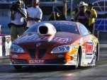 Jason Line won his 2nd Pro Stock title at Las Vegas - Anne Proffit photo