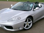 Jay Kay's Ferrari 360 Spider up for sale