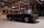 Adam Carolla Visits Jay Leno's Garage In A Ferrari 330 GT 2+2: Video