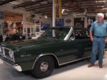 Jay Leno and his 1966 Dodge Coronet