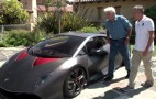 Jay Leno Looks At Lamborghini's Latest Concepts: Video