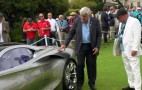 Jay Leno Tours The Concept Lawn At Pebble Beach: Video