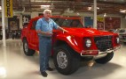 Jay Leno Drives The Lamborghini LM002: Video