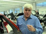 Jay Leno at the McLaren Technical Center
