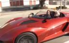 Jay Leno Drives The 500-Horsepower Rezvani Beast: Video