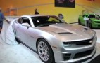 2009 'Leno Edition' Camaro V-6 Visits Jay Leno's Garage: Video