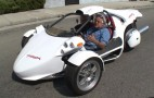 Jay Leno Checks Out Campagna's Latest T-Rex: Video
