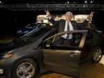Jay Leno Celebrates 11000 MIles In His Chevrolet Volt