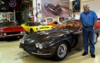 A Lamborghini 350 GT Visits Jay Leno's Garage: Video
