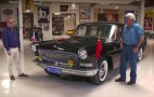 Jay Leno hits the road in a vintage Chinese limo