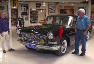 Jay Leno drives a 1978 Hongqi CA770