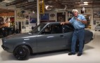 Jay Leno Drives RX-7-Powered 1973 Mazda RX-3: Video