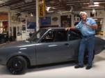 Jay Leno Drives RX-7-Powered 1973 Mazda RX3