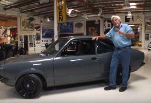 Jay Leno Drives RX-7-Powered 1973 Mazda RX3