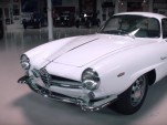 Jay Leno drives the 1965 Alfa Romeo Giulia Sprint Speciale