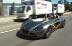 Jay Leno Drives The Aston Martin CC100: Video