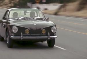 Jay Leno drives the rare VW Type 34 Ghia