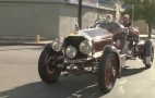 Jay Leno checks out an intricately-restored, 100-year-old fire truck: Video
