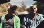 Joe Rogan Enters Jay Leno's Garage With His 1965 Corvette: Video