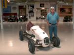 Jay Leno learns about the 1947 Marchese Special