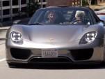 Jay Leno Porsche 918