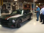 Jay Leno Ring Brothers 1965 Ford Mustang Espionage