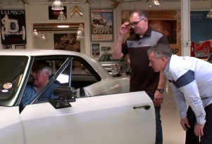 Jay Leno Ring Brothers Chevelle Recoil