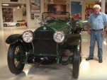 Jay Leno shares his 1918 Stutz Bearcat