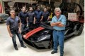 Jay Leno shows off his 2017 Ford GT