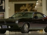 Jay Leno takes a look at a 1970 Plymouth Barracuda