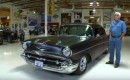 Jay Leno talks to a father and son that built this 1957 Chevy together