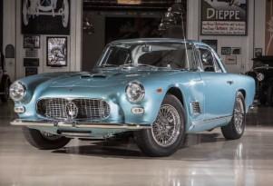 Jay Leno's 1962 Maserati 3500 GTi