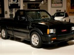 Jay Leno's 1991 GMC Syclone. Image: Jay Leno's Garage