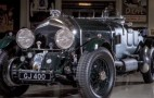 Jay Leno And The 27-Liter V-12 1930 Bentley: Video