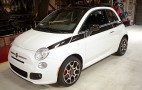 Jay Leno's Fiat 500 Prima Edizione Hits The Block For Charity: Video